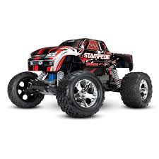 Traxxas - 1/10 Scale - Stampede 2WD Brushed Electric RTR Remote Control  Monster Truck Rc Adventures Vintage Kyosho Usa 1 Electric 110th Scale Monster Truck Bigfoot Off Road Rc Remote Control 4wd 24ghz Webby Controlled Rock Crawler Gas Powered 30cc Redcat Rampage Xt 15 Scale Trucks Crawling Car 118 Testing Unboxing Smshad Maker Greno Extreme Mainan Red Grave Digger Jam Toy Racing For Best Choice Products 112 24ghz High Speed Black Jc Toys Huge 4x4 120 2wd Offroad Buggy 4 X Radio In Leicester Leicestershire Gumtree