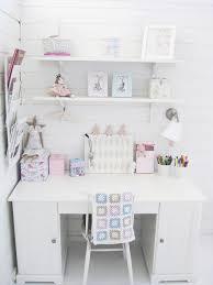 bureau de fille bureau blanc et fabulous chaise with bureau blanc et