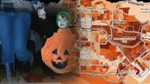 Halloween Candy Tampering Calgary by Still Need Halloween Candy Map Shows How Many Kids You Can Expect