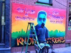 Joe Strummer Mural East Village by Joe Strummer Lives One Of My Favorite Places In Nyc Kickdrum