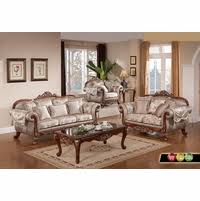 Formal Living Room Furniture by Traditional Victorian Formal Living Room Sofa Love Seat Set