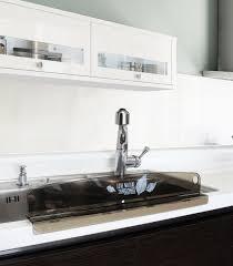 Kitchen Island Sink Splash Guard by Splash Guard Kitchen Sink Boxmom Decoration