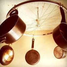 Creative Pot Rack Ideas To Make Your Kitchen Unique