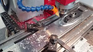 fraiseuse sieg x2 usinage automatique 7075 t6 sur sieg x3 cnc diy