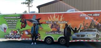 Video Game Party - Game Truck Birthday In Greater Houston TX