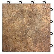 interlocking basement floor tiles clay sandstone