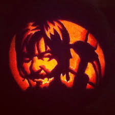 Nerdy Pumpkin Carving by Darryl Dixon The Walking Dead Pumpkin The Walking Dead