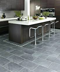 Dining Room Floor Tiles Design Ideas Marvellous Kitchen With Dark Charcoal Along Table Ceramic Tile Top