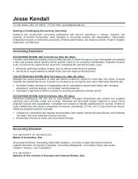 Resume Objective Examples For Internships Contemporary Finance Internship Internal Audit Objectives