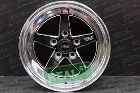 Weld Racing Black RT-S 15x10.08