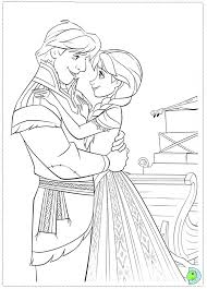 And Pages Activitys Disney Frozen Coloring