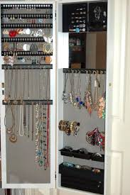 Jewelry Armoire Hsn Door Hanging Jewelry Mirrored Jewelry Full ... Innerspace Overthedowallhangmirrored Jewelry Armoire Over The Door With Mirror Hives And Honey Best 25 Jewelry Armoire Ideas On Pinterest Wall Hang Deluxe Walmartcom Home Decators Collection White Armoire50265410 The Hsn Haing Mirrored Full Cabinet Choice Image Doors Design Ideas Rustic With New Lighting For Over Door Abolishrmcom Halle Overstockcom