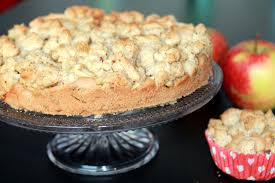 apfelkuchen mit nussstreuseln tines vegane backstube