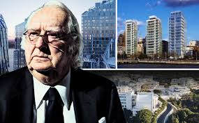 100 Richard Perry Architect Meier MeToo Movement Meier NY Buildings