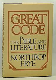 The Great Code Bible And Literature