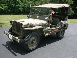 About Willys Vehicles - GPW