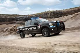 100 Largest Pickup Truck Ford Reveals Industrys First Police PursuitRated