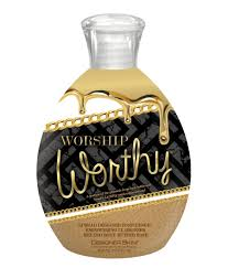 Tanning Bed Lotions With Bronzer by Worship Worthy 2017 Designer Skin New 2017 Products