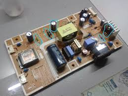 Panasonic Ceiling Fan Capacitor by Samsung Syncmaster 732nw Power Supply Modification Diy Electronics