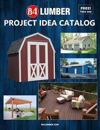 Shed Kits 84 Lumber by 84 Lumber Project Idea Catalog By Doug Fritsch Issuu
