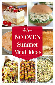 Hate Heating Your Kitchen To Make Meals When Its Hot Outside Check Out These Great