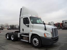 100 Day Cab Trucks For Sale 2012 Freightliner Cascadia 125 Tandem Axle Truck
