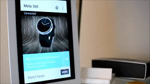 Connect Moto 360 to iPhone ficial Method Android Wear for