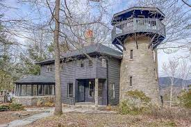 104 House Tower A In Woodstock Ny With A Stone And Mountain Views For 1 050 000