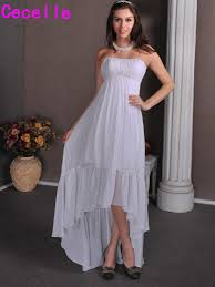 popular high low wedding dresses sale buy cheap high low wedding