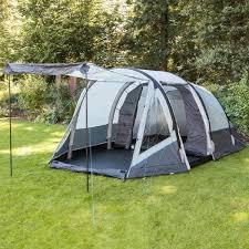 toile de tente 4 chambres skandika folldal 4 air rise tente familiale tunnel gonflable 4