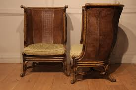 SOLD/PAIR OF HIGH BARREL BACK CANED READING CHAIRS - Antique ... 51 Wicker And Rattan Chairs To Add Warmth Comfort Any 1960s Vintage Drexel Caned Barrel Back A Pair For Soldpair Of High Barrel Back Caned Reading Chairs Antique Teak Posts Facebook Tortuga Low Chair Of Mid Century Cane Club By Mcguire Ding Room Toboggan Arm Mcgm130c Set Six Danish Leather Kofodlarsen Style Midcentury Side Claude