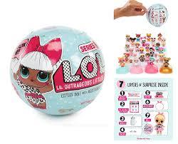 Amazon LOL Little Outrageous Littles Surprise Doll