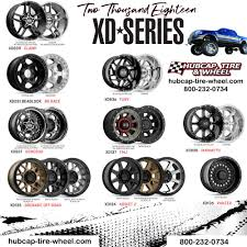 100 Xd Truck Wheels Hubcap Tire Wheel On Twitter The New 2018 XD Series Are