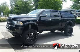 100 Truck Accessories Store Z Series Truck Cap By ARE Installed On This Ram At Our Store In