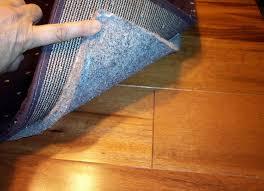 Felt Rug Pads For Hardwood Floors by Amazon Com Rug Pad Central 1 2