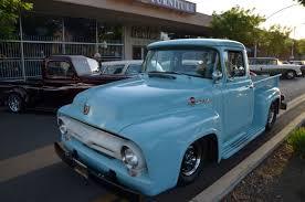 1956 Ford F-100 Pickup - Gary Roberts - LMC Truck Life