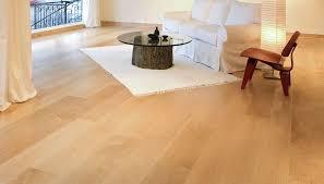 White Maple Hardwood Flooring