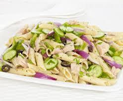 salade de pâtes au thon et curry recette de salade de pâtes au