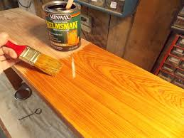 Applying Minwax Polyurethane To Hardwood Floors by Protecting A Handy Bench Minwax Blog