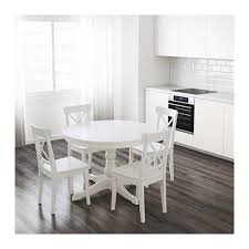 Ikea Kitchen Table And Chairs by Ingatorp Extendable Table Ikea