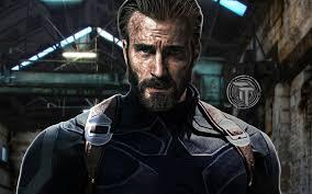 Captain America 2018 Movie Superheroes Avengers Infinity War Chris Evans