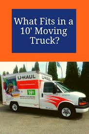 100 Renting A Uhaul Truck Will A 10 Moving Truck Rental Be Enough For All Your Items