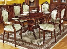 stühle mit schnitzereien und massivem buchenholzgestell