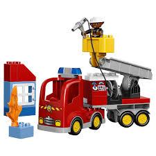 LEGO Duplo - Fire Truck (10592) - LEGO - Toys