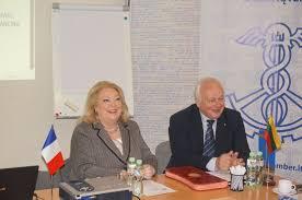 chambre de commerce franco la chambre de commerce franco lituanienne à la rencontre de la
