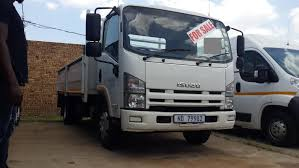 2013 Isuzu NQR500 5 Tonner Truck With A Dropsides Body For Sale ...