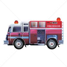 100 Toy Fire Truck Fire Truck Vector Image 1807091 StockUnlimited