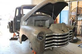 100 1951 Chevy Truck Truck MetalWorks Classics Auto Restoration Speed Shop
