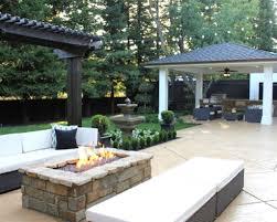 Inexpensive Patio Cover Ideas by Fire Pit Patio Planspainted Concrete Porch Designs Nz Showy Ideas