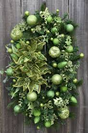 Lime Green Christmas Tree Decoration 07